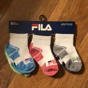 New Fila Socks